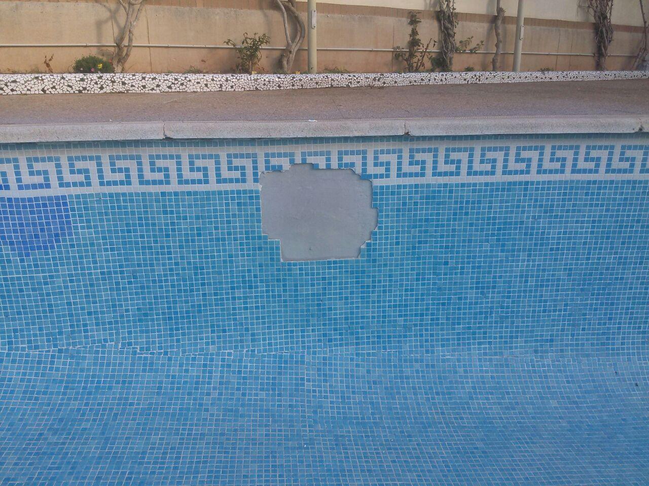 Rejuntado de piscinas comunidad acapulco iv for Vaciado de piscina