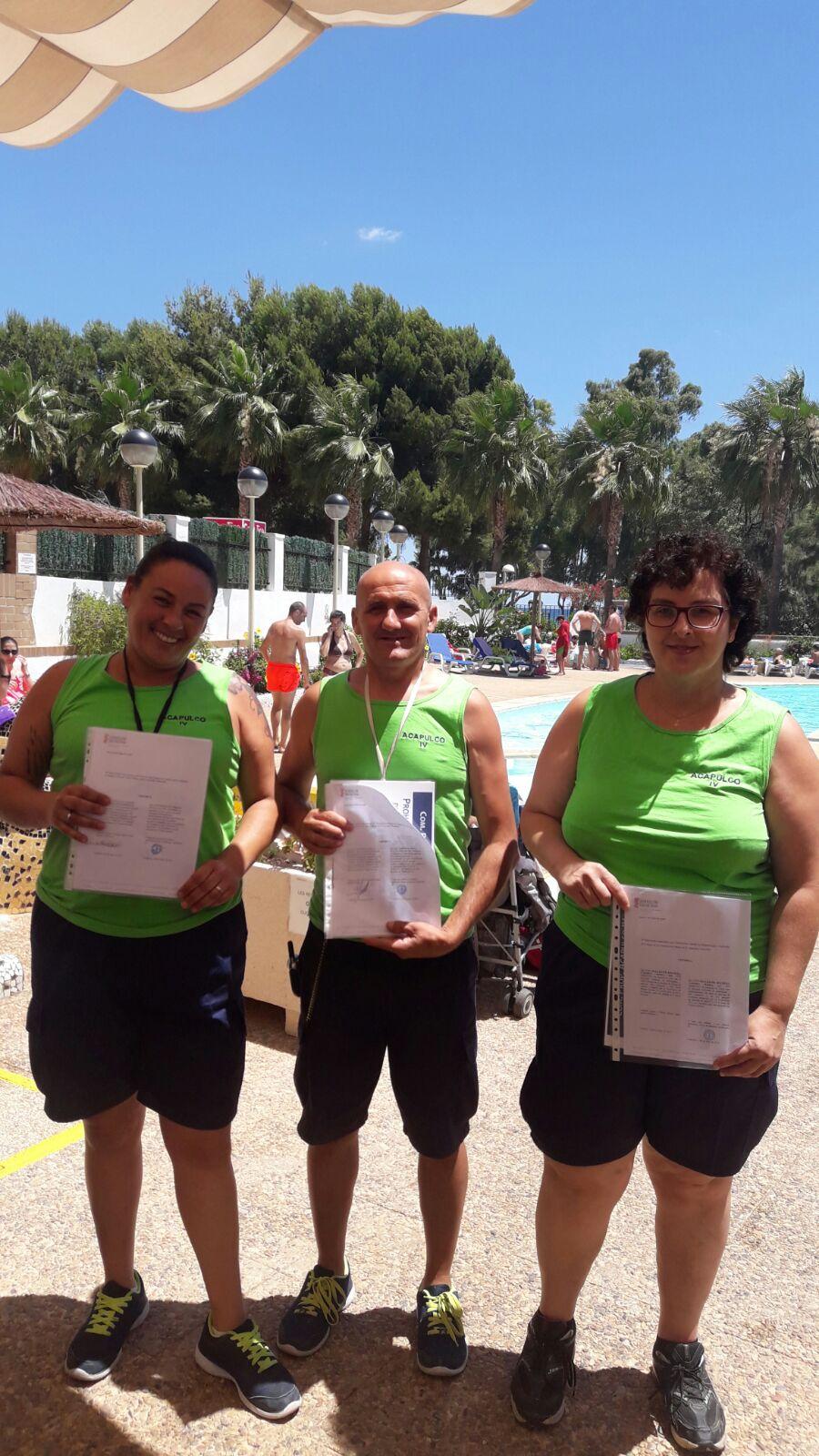 Curso de mantenimiento de piscina comunidad acapulco iv for Curso mantenimiento de piscinas comunidad valenciana